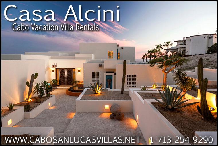 Casa Alcini Cabo Vacation House Rentals