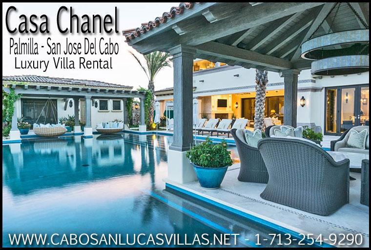 Casa Chanel Palmilla San Jose Del Cabo Villa Rentals