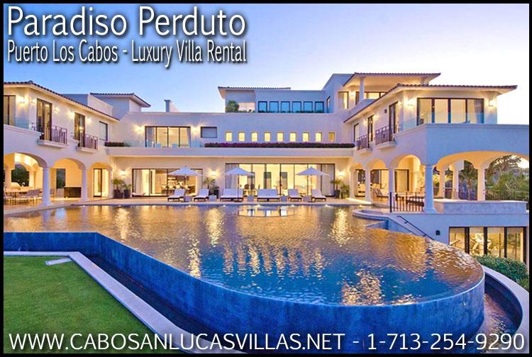 Luxury Villas In Los Cabos Mexico For Rent
