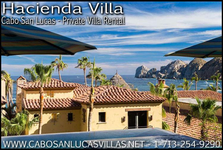 Cabo San Lucas Private Villa Rental & Sales