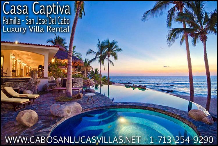 Casa Captive Cabo San Lucas Villas Luxury Villa Rentals & Sales