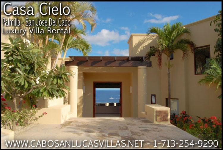 Casa Cielo - Luxury Cabo San Lucas Mexico Villa Rentals All Inclusive Luxury Vacations